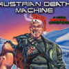 "Austrian Death Machine ""Jingle Bells"" album artwork"
