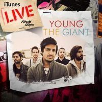 Young the Giant Islands (Live) Artwork