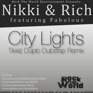 City Lights Tikklz Duplo Dubstep Remix