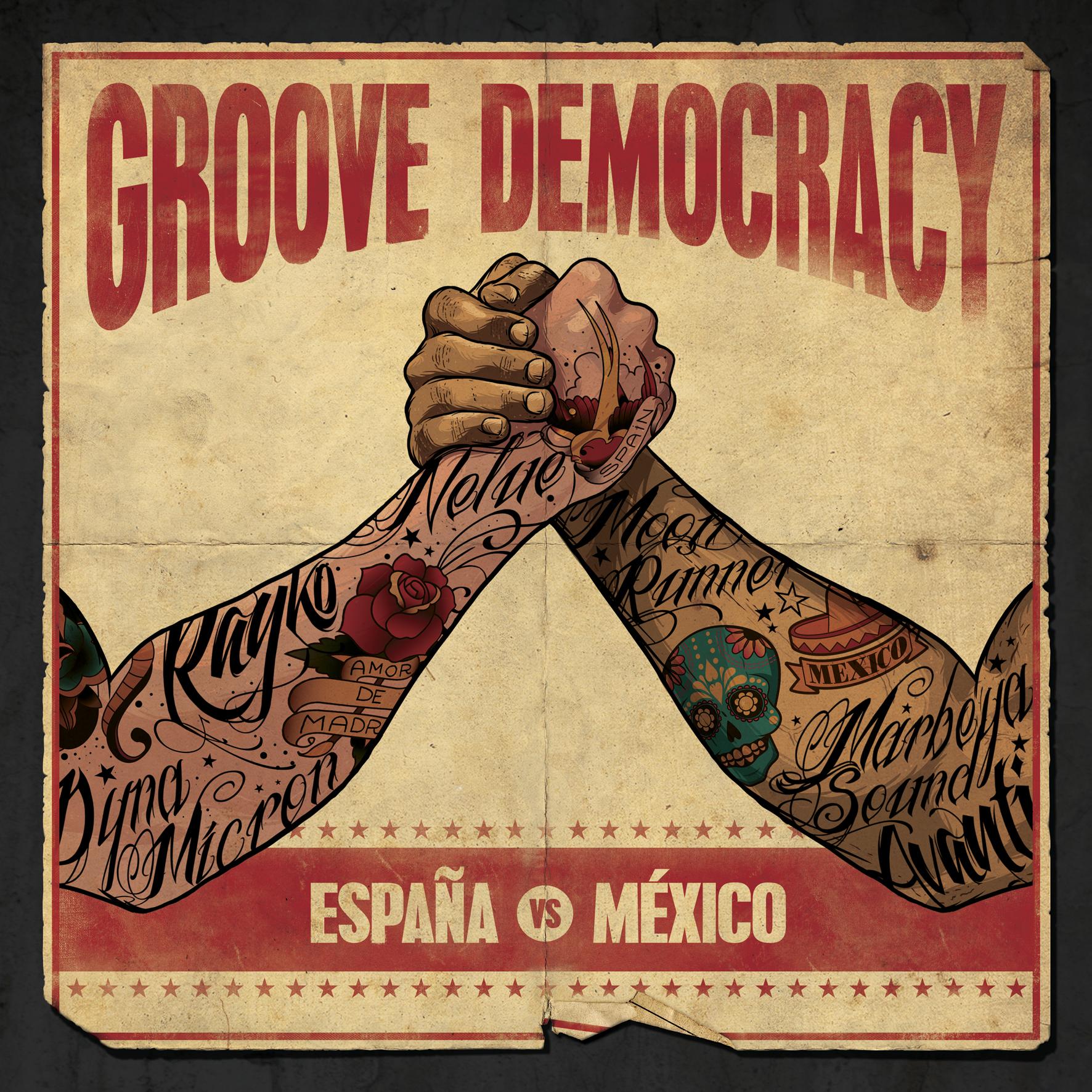 España vs Mexixo