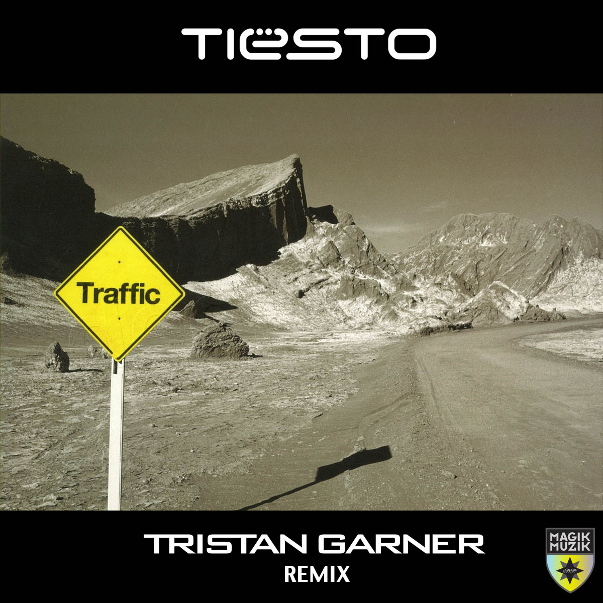 Preview: Tiesto - Traffic (Tristan Garner Remix))