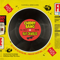 Chiddy Bang Ray Charles Artwork