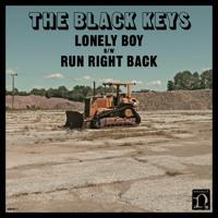 The Black Keys Run Right Back Artwork