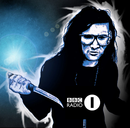 Skrillex – BBC Radio 1 Mix 11-16-2011