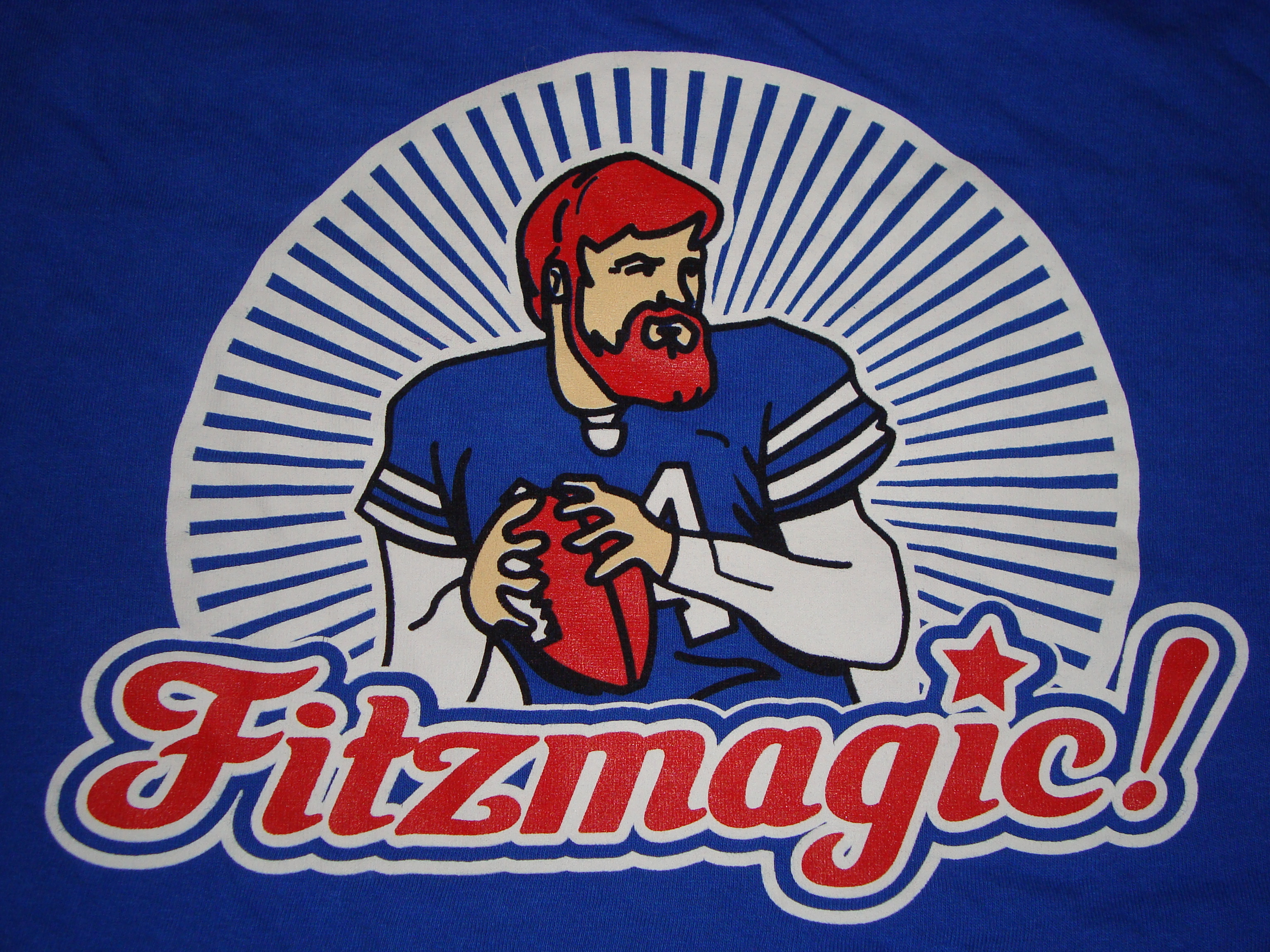 superior quality 7b158 d46f5 I guess it's not easy selling Ryan Fitzpatrick jerseys in ...