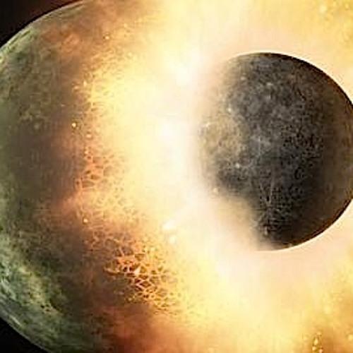 carbon dating moon rocks