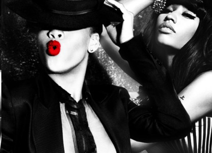 Rihanna and Nicki Minaj   Red Lipstick (Barbz Remix)