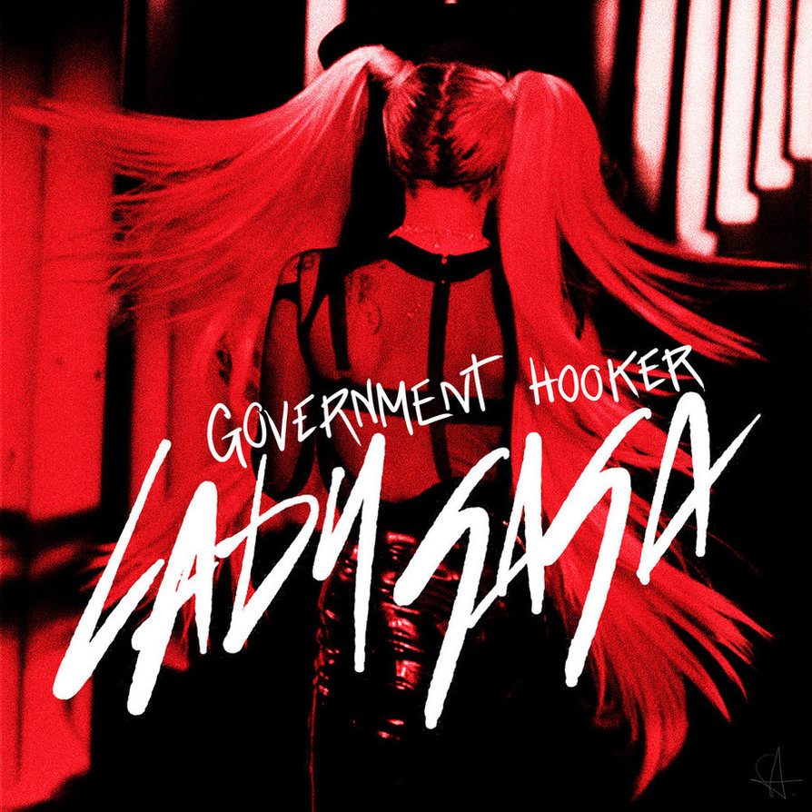 Lady Gaga   Government Hooker (Instrumental+DL)