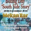 Boxing Day South Side Story @ The Mekan Bar