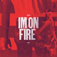 Bruce Springsteen I'm On Fire (A Lull Cover) Artwork