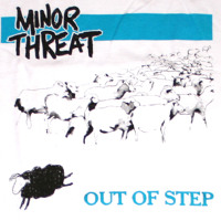 Minor Threat Look Back and Laugh Artwork