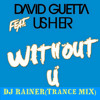 DJ RAINER_ David Guetta - Without You feat. Usher(Trance Mix)