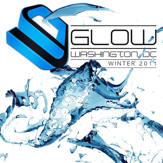 Nicky Romero Live set @ Glow Washington 30-12-2011