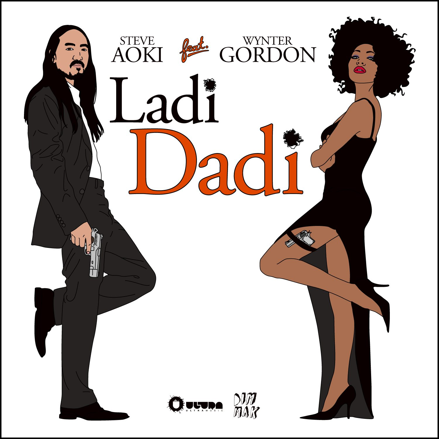 Preview: Steve Aoki feat. Wynter Gordon - Ladi Dadi (Tommy Trash Remix)