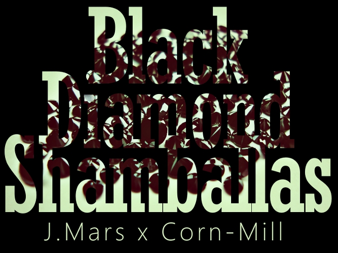 J Mars   Black Diamond Shamballas (Prod. Corn Mill Productions)
