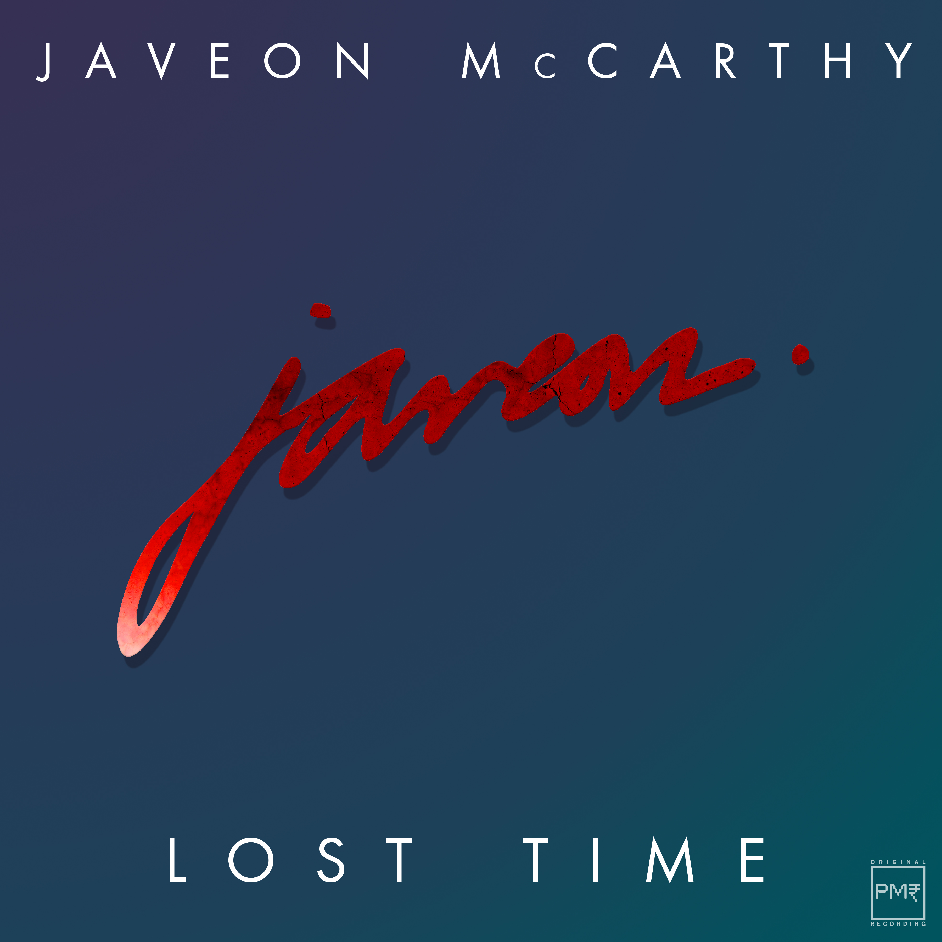 Javeon McCarthy // Lost Time (Eats Everything Rework)