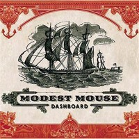 Modest Mouse Dashboard Artwork