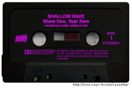 Shallow Rave 001