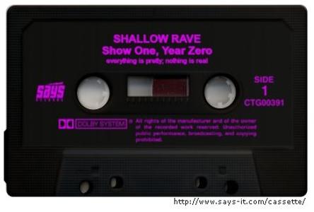 Shallow Rave 001