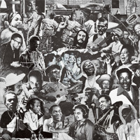 Romare The Blues (It Began In Africa) Artwork