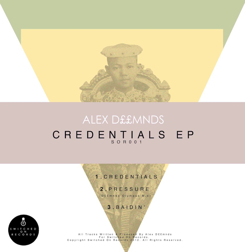 Alex D££mnds Credentials EP