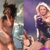 Britney Spears vs Selena Gomez - I Wanna Love Songs