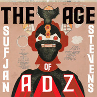 Sufjan Stevens Futile Devices (Shigeto Remix) Artwork