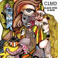 CLMD Black Eyes & Blue (Original  Mix) Artwork
