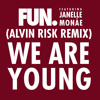 we are young alvin risk remix