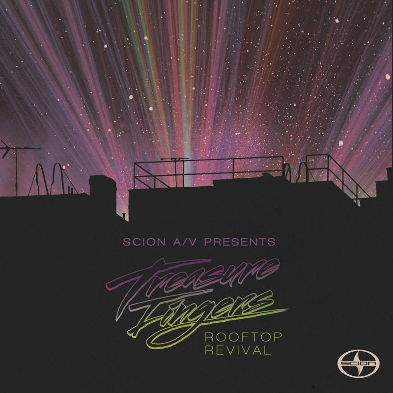 Treasure Fingers // Rooftop Revival EP