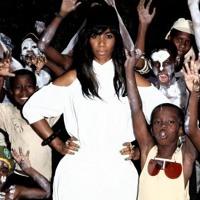 Santigold Disparate Youth (The 2 Bears Remix) Artwork