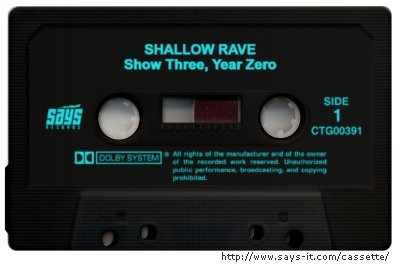 Shallow Rave 003 - DOWNLOAD