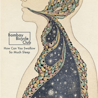 Bombay Bicycle Club How Can You Swallow So Much Sleep (Voyeur Remix) Artwork