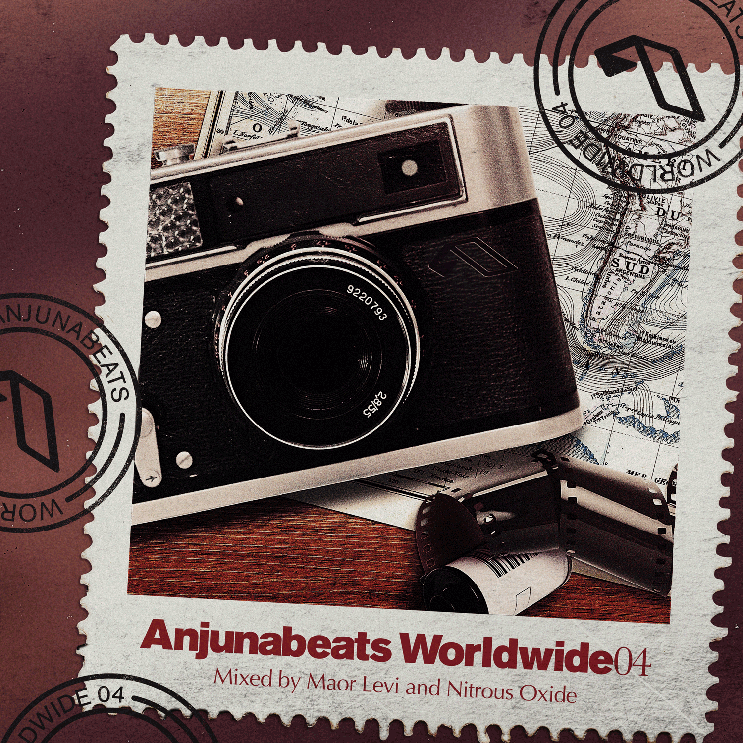 Anjunabeats Worldwide 04 mixed by Maor Levi and Nitrous Oxide Artworks-000020368709-ps8a76-original