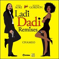Steve Aoki Ladi Dadi Ft. Wynter Gordon (Chameo Remix) Artwork