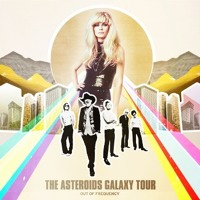 The Asteroids Galaxy Tour Major (Vacationer Remix) Artwork