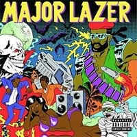 Major Lazer Can't Stop Now Artwork