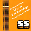 Stomp Status - Beyonce Thighs (Live @ Fat Tuesdays 2/10/12)
