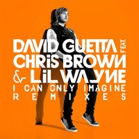 Listen to a new remix song I Can Only Imagine (R3HAB Remix) - David Guetta and Chris Brown