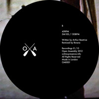 Arthur Beatrice Midland (Bwana Remix) Artwork