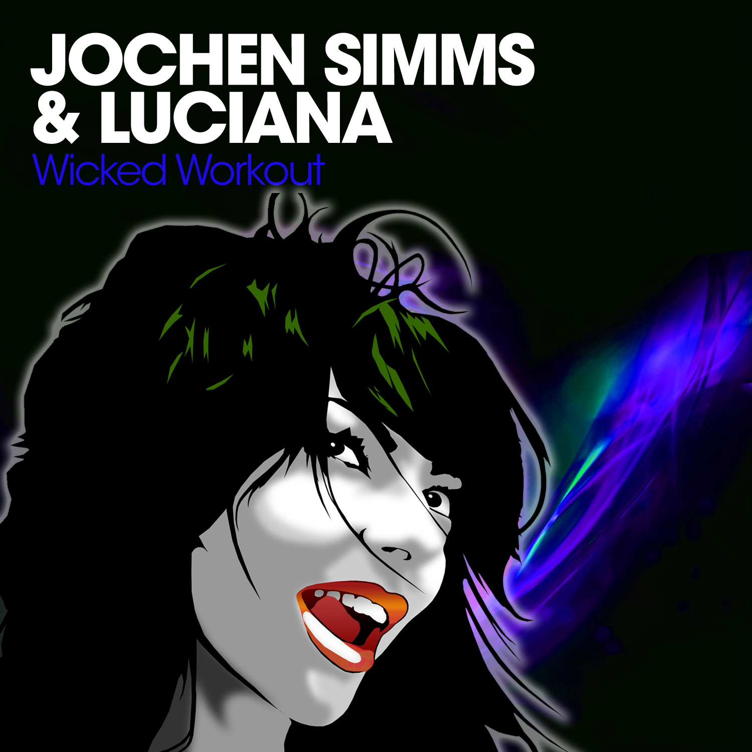 Jochen Simms & Luciana - Wicked Workout [Preview]