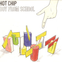 Hot Chip And I Was A Boy From School (Erol Alkan's Extended Rework) Artwork