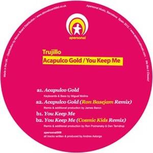 You Keep Me (Cosmic Kids Remix)  by Trujillo