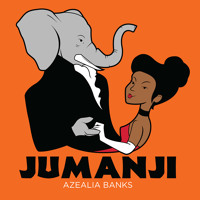 Listen to a new hiphop song Jumanji (Prod. By Hudson Mohawke  - Azealia Banks