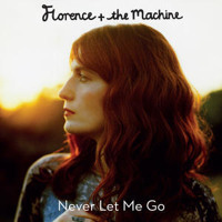 Florence And The Machine Never Let Me Go (Blood Orange Remix) Artwork