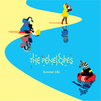 The Penelopes Summer Life (Gigamesh Remix) Artwork