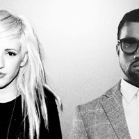 Listen to a new remix song Get Em High For This (Ellie Goulding x Kanye West) - Chip Ivory