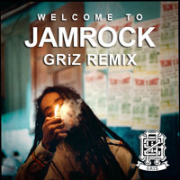 Damian Marley Welcome to Jamrock (GRiZ Remix) Artwork
