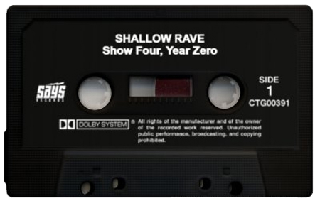 Shallow Rave - Show 004