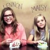'Call Your Girlfriend' Robyn  Erato cover by Lennon & Maisy Stella
